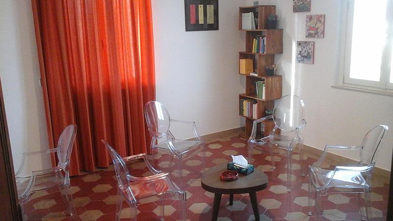 Lo studio lorenzo talamelli psicologo fano psicoterapeuta for Arredamento per studio psicologo